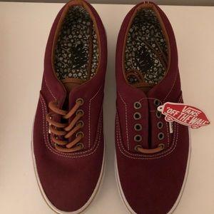 f1d01c353c Vans Shoes - Men s VANS Era Work Floral Cordovan